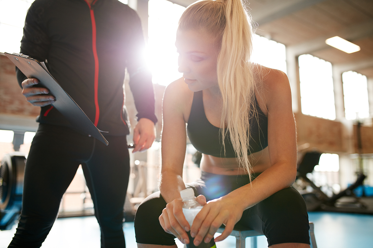 Track Your Progress Workout